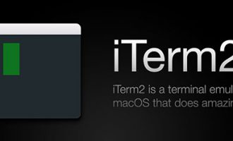 iTerm2输入错了如何删除一行?